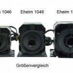 Eheim - Pompe Watercooling - 0300 l/h - Eheim 1046 230V - Axe Ceramique de la marque Eheim image 3 produit