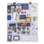 ELEGOO Arduino Carte UNO R3 Starter Kit de Démarrage Ultime avec Manuel d'Utilisation Français Le Plus Complet pour Débutants et Professionnels DIY de la marque ELEGOO image 2 produit