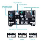 ELEGOO Fun Kit Composant Électronique Breadboard Câble Resistor Capacitor LED Potentiomètre pour Arduino Kit d'apprentissage, UNO, MEGA2560, Raspberry Pi de la marque Elegoo image 4 produit