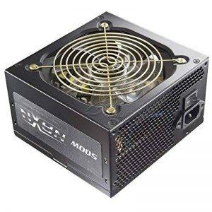 Enermax ENP500-AGT Alimentation pour PC 500 W Noir de la marque Enermax image 0 produit