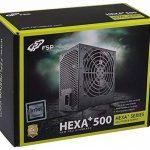 FSP Hexa + 500 Alimentation pour PC Format ATX 500 W Noir de la marque FSP image 3 produit