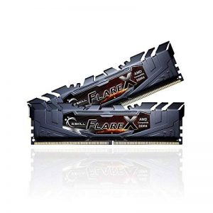 Fusée G. SKILL F4–2400C16Q-32GFXR 32Go (8Go X 4) 3 200 MHz 16GB (8GBx2) Noir de la marque G.Skill image 0 produit