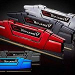 G.Skill 16GB (2 x 8GB) Ripjaws V Series 288-Pin DDR4 SDRAM DDR4 2666 (PC4-21300) Intel Z170 Platform/Intel X99 Platform Desktop Memory Model F4-2666C15D-16GVR de la marque G.Skill image 2 produit