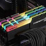 G.Skill F4-3000C15D-16GTZR Mémoire RAM DDR4 16 Go de la marque G.Skill image 4 produit