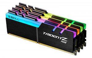 G.Skill F4-3000C15Q-32GTZR Mémoire RAM DDR4 de la marque G.Skill image 0 produit