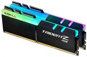 G.Skill F4-3200C16D-16GTZR Mémoire RAM DDR4 16 Go de la marque G.Skill image 0 produit