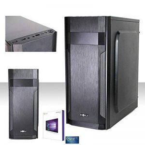 Gamme PC SSD Speed Desktop complet Intel i3–71003,9GHz 7° Gen/Licence Windows 10Professional 64bit/carte graphique intel hD 6301GB 1080P 4K/Wifi 150Mbps/SSD 240Go/RAM 8Go DDR42133MHz/HDMI VGA DVI de la marque REALTECHNOLOGY image 0 produit