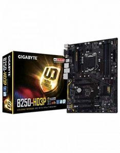 Gigabyte B250-HD3P Carte Mère Intel ATX Socket 1151 de la marque Gigabyte image 0 produit