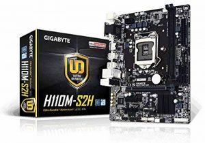 Gigabyte GA-H110M-S2H Carte mère Intel Micro ATX Socket 1151 de la marque Gigabyte image 0 produit