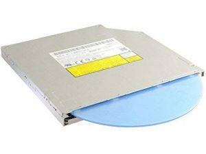 Graveur CD DVD RW ROM 8x DVDRW Osst Interne SATA slim de 12,7mm Slotin pour ordinateur portable PC Mac lecteur optique de la marque OSST image 0 produit