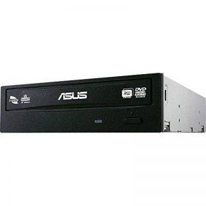 GRAVEUR DVD INTERNE ASUS DRW-24D5MT BULK SATA III NOIR 90DD01Y0-B10010 de la marque Asus image 0 produit