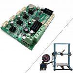 Gwisdom Creality CR-10carte mère, carte mère imprimante 3d accessoire de remplacement pour CR-10(300x 300x 400mm) et CR-10Mini imprimante 3d avec port USB et Power Chip, 12V de la marque Gwisdom image 2 produit