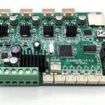 Gwisdom Creality CR-10carte mère, carte mère imprimante 3d accessoire de remplacement pour CR-10(300x 300x 400mm) et CR-10Mini imprimante 3d avec port USB et Power Chip, 12V de la marque Gwisdom image 1 produit