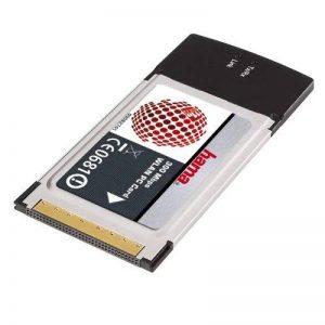 Hama Carte Wifi 300 mbps n PCMCIA Antenne intégrée de la marque Hama image 0 produit