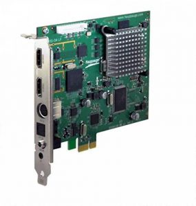 Hauppauge HPG1581 Carte Tuner TV Externe Noir de la marque Hauppauge image 0 produit