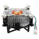 Hemore Aluminium Ventilateur de Refroidissement du Ventilateur de Refroidissement Silencieux Cooler Ordinateur PC Super Travail de Bureau Système de Refroidissement de la marque Hemore image 1 produit