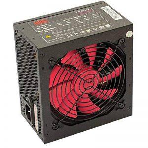 HKC V-Power 750W ATX pour PC, avec Bloc D'alimentation, Protection Circuit: OPP, Kit, Emballage D'origine, SCP, 20+ 4Broches D'alimentation d'énergie, PFC Actif, Silencieux, 120mm Fan de la marque HKC image 0 produit