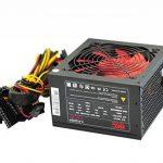 HKC V-Power 750W ATX pour PC, avec Bloc D'alimentation, Protection Circuit: OPP, Kit, Emballage D'origine, SCP, 20+ 4Broches D'alimentation d'énergie, PFC Actif, Silencieux, 120mm Fan de la marque HKC image 3 produit