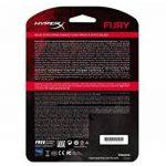 """HyperX Fury - Disque Dur Interne Gaming SSD 2.5"""" DE 480 Go SATA 3, Noir de la marque HyperX image 3 produit"""