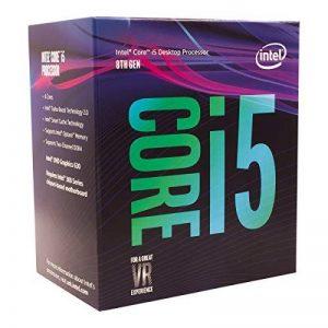 Intel Core i5-8400 Processeur PC 6 cœurs 2,8 GHz (Turbo 4,0 GHz) Version boîte de la marque Intel image 0 produit