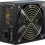 Inter-Tech DTK Combat Power Bloc d'alimentation 750 W type ATX pour PC, avec fonction PFC passive, conforme normes CE de la marque Inter-Tech image 1 produit