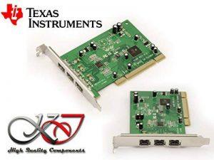 KALEA-INFORMATIQUE © - Carte Controleur FireWire 800 IEEE1394B sur port PCI - 3 PORTS - Chipset TEXAS INSTRUMENT SN082AA2 de la marque KALEA-INFORMATIQUE image 0 produit