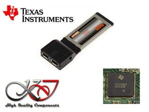 KALEA-INFORMATIQUE © - Carte Express Card (ExpressCard 34mm) - 2 Ports FireWire IEEE1394a - CHIPSET TEXAS INSTRUMENTS de la marque KALEA-INFORMATIQUE image 0 produit