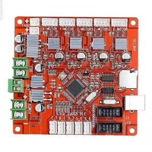 KEHUASHINA Anet A8 V1.0 Carte mère Imprimante 3D Carte mère Reprap i3 Control 12V de la marque KEHUASHINA image 0 produit