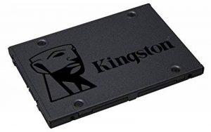 "Kingston SSD A400 - 120GB Disque SSD (2.5"" , SATA 3) de la marque Kingston Technology image 0 produit"