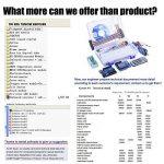 Kuman Projet Super Kit de Démarrage Avec Un Manuel D'utilisation Français Pour Arduino UNO R3 Mega2560 Mega328 Nano K4 de la marque Kuman image 3 produit