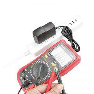 KUNSE W11 9V Multimètre Cordon Fil d'alimentation Substitut Multimètre Power Line Maintenance Outil Test de la marque KUNSE image 0 produit