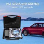 La Voiture Professionnelle de testeur de Diagnostic d'automobile diagnostique l'outil VAS5054A Oki Chip ODIS V4.3.3 / .13 / .23 / V3.0.3 soutient l'unité diagnostique de Voiture d'UDS de la marque iBasteFR image 3 produit