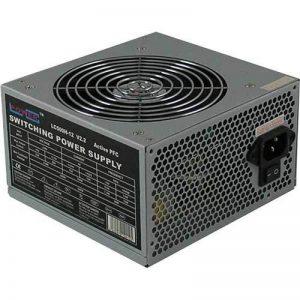 LC-Power LC500H-12 V2.2 Alimentation pour PC Format ATX 500 W de la marque LC Power image 0 produit