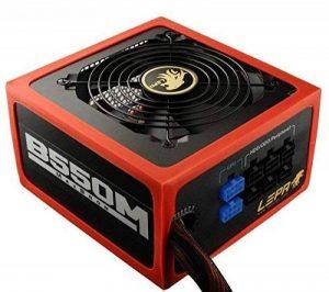 Lepa B550-MB MaxBron Alimentation pour PC 550 W Noir de la marque Lepa image 0 produit