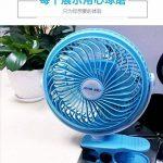 Les fans quatre fleurs feuilles 2 chargement USB mini ventilateur de bureau de la marque JUN petit ventilateur image 4 produit