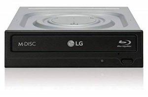 LG BH16NS55.AUAR10B Graveur Blu-ray interne SATA NOIR de la marque LG image 0 produit