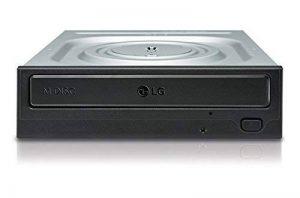 LG GH24NSD1 Lecteurs - Graveurs CD/DVD Graveur de DVD R / DVD -RW 48, 24, 24, 8 de la marque LG image 0 produit