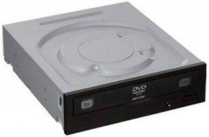 Liteon IHAS124-14 Black Lecteurs - Graveurs CD/DVD Graveur de DVD R / DVD -RW 48, 32, 24, 8 de la marque LiteOn image 0 produit