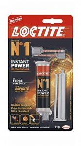 Loctite Colle forte - Instant Power N°1 - Seringue de 11 ml - Transparent de la marque Loctite image 0 produit