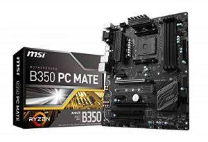 MSI B350 PC Mate Carte mère AMD HDMI de la marque MSI image 0 produit