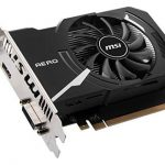 MSI GEFORCE GT 1030 Aero ITX 2GD4 OC Carte Graphique Nvidia 2 Go PCI Express 3.0 x16 de la marque MSI image 2 produit