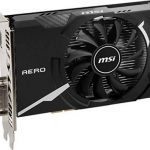MSI GEFORCE GT 1030 Aero ITX 2GD4 OC Carte Graphique Nvidia 2 Go PCI Express 3.0 x16 de la marque MSI image 3 produit