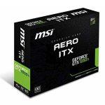 MSI GTX 1050 TI Aero ITX 4G OCV1 Carte Graphique Nvidia GeForce GTX PCI Express de la marque MSI image 4 produit