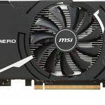 MSI Radeon RX 560 Aero ITX 4G OC - Cartes Graphiques (Radeon RX 560, 4 Go, GDDR5, 128 bit, 7000 MHz, PCI Express x16 3.0) de la marque MSI image 2 produit