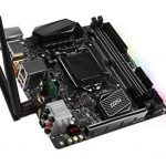 MSI Z270I Gaming Pro Carbon AC Carte mère Intel Mini-ITX Socket LGA 1151 de la marque MSI image 1 produit