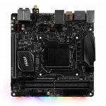 MSI Z270I Gaming Pro Carbon AC Carte mère Intel Mini-ITX Socket LGA 1151 de la marque MSI image 3 produit