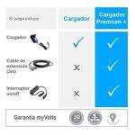 MyVolts Chargeur/Alimentation 12V Compatible avec Disque Dur Externe Packard Bell Store and Save 3500 (Adaptateur Secteur) - Prise française - Premium de la marque MyVolts image 3 produit