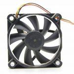 Neuf G6015s12b2BA 60mm 6cm Silencieux Silencieux pour Hlt5087Hlt5687Hlt6187Hlt5687sax/XAA Hlt6187sx/XAA axial ventilateur de refroidissement de la marque Fan Home image 3 produit