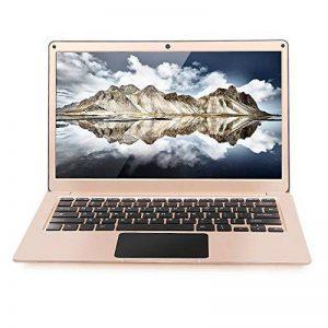 "PC Ordinateur Portable Notebook 13.3"" - FHD IPS LED, Windows10 Intel Celeron N3450, 6Go Ram, 64Go Rom, 4000mAh Batterie, 0.3MP Caméra, WiFi Bluetooth, QWERTY - Yepo 737A PC Champagne de la marque Yepo image 0 produit"