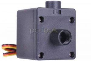 Phobya DC12-220 Eau et gaz réfrigérants - Eaux et gaz réfrigérants (17,2 DB, 3 Broches, 50000 h, CE, RoHS, 6,5 W, Noir) de la marque Phobya image 0 produit